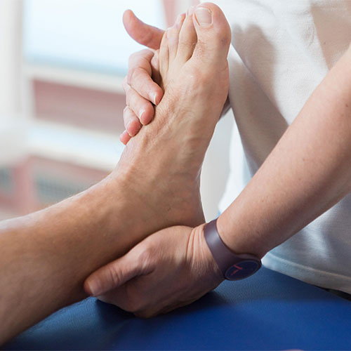 Gute Physiotherapie unterstützt so viel wie notwendig und so wenig wie möglich.